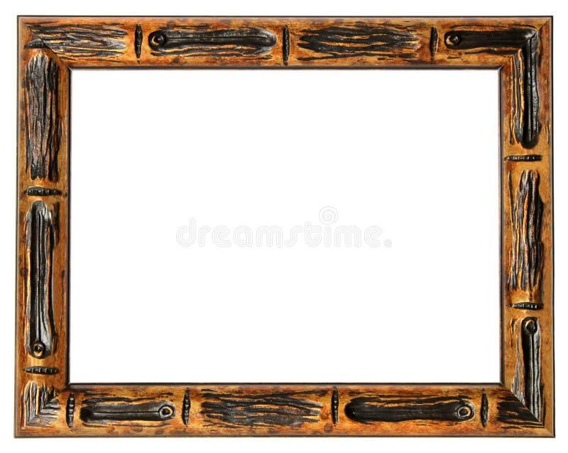 Frames voor schilderijen. stock foto