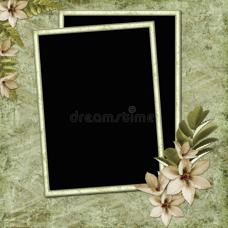 Download Framework for invitations stock illustration. Image of announcement - 12012177