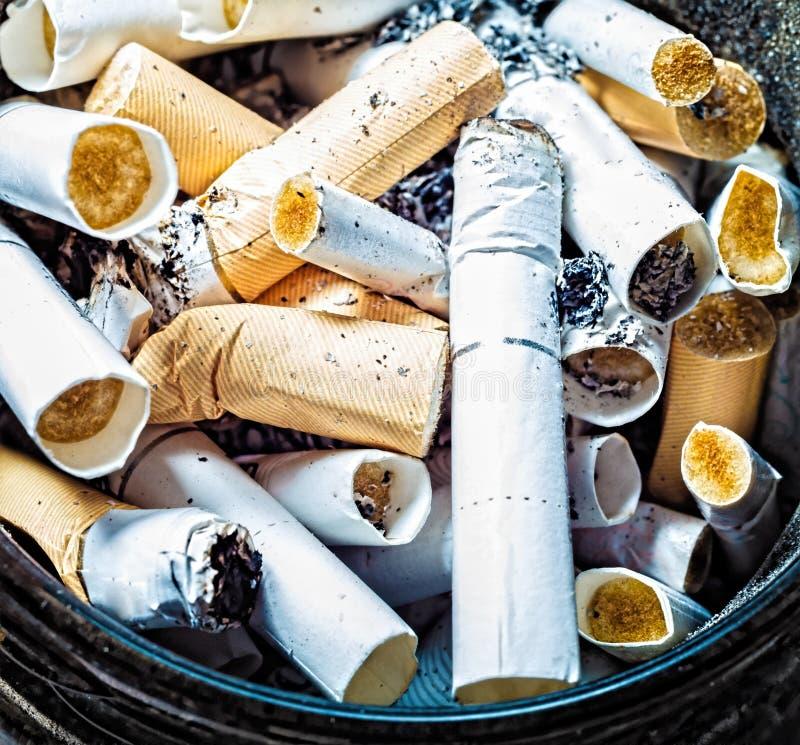 framförd anti bild som 3d avslutas rökning royaltyfria bilder