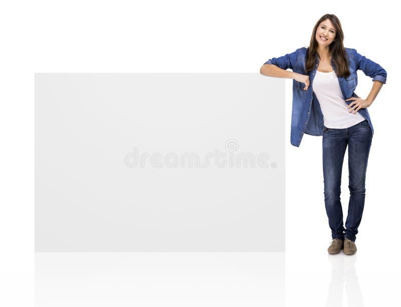 Download Framgångkvinna fotografering för bildbyråer. Bild av affär - 37348121