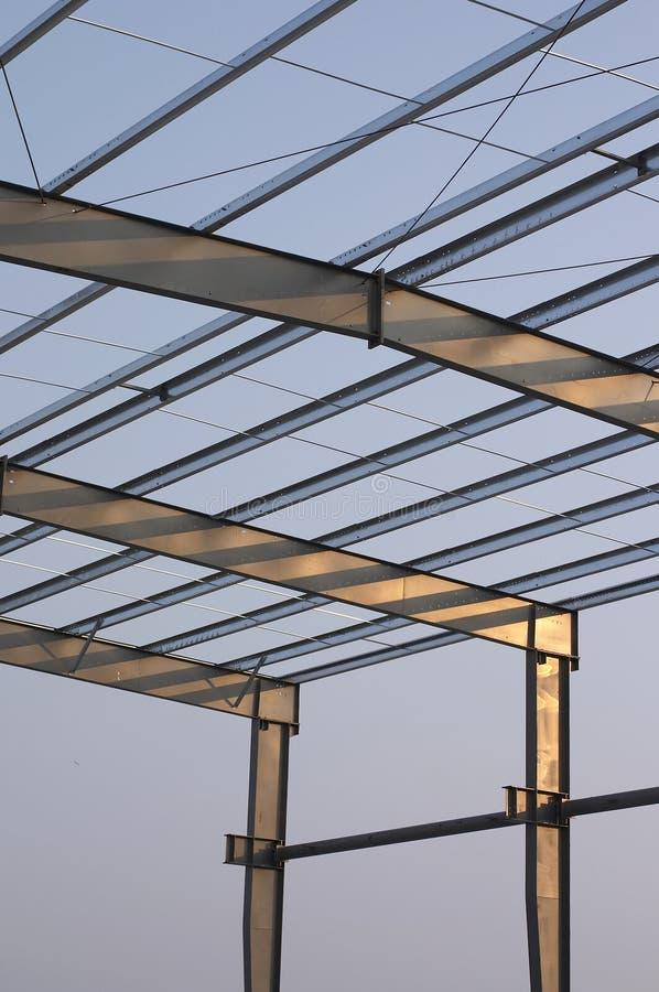 framing steel στοκ εικόνες με δικαίωμα ελεύθερης χρήσης