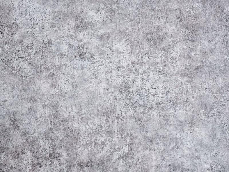 Frammento astratto della parete con i graffi e le crepe fotografia stock