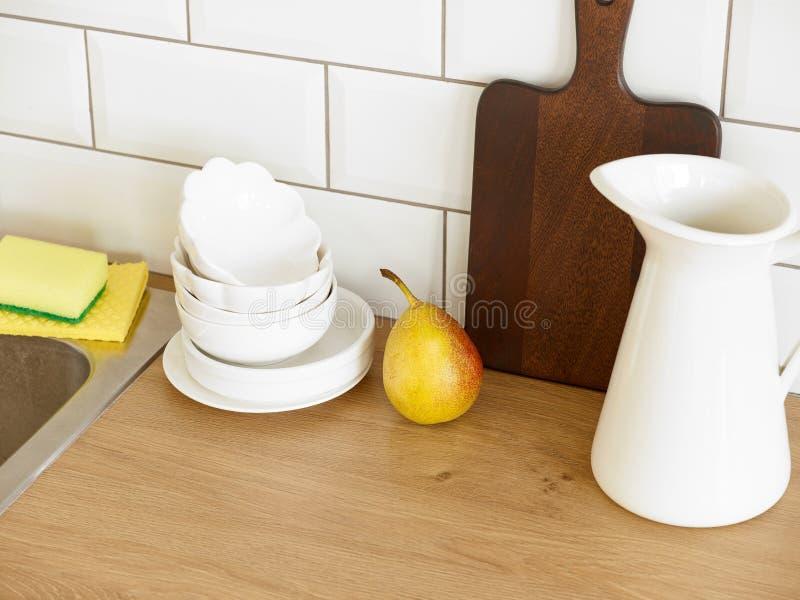 Frammento della cucina immagine stock
