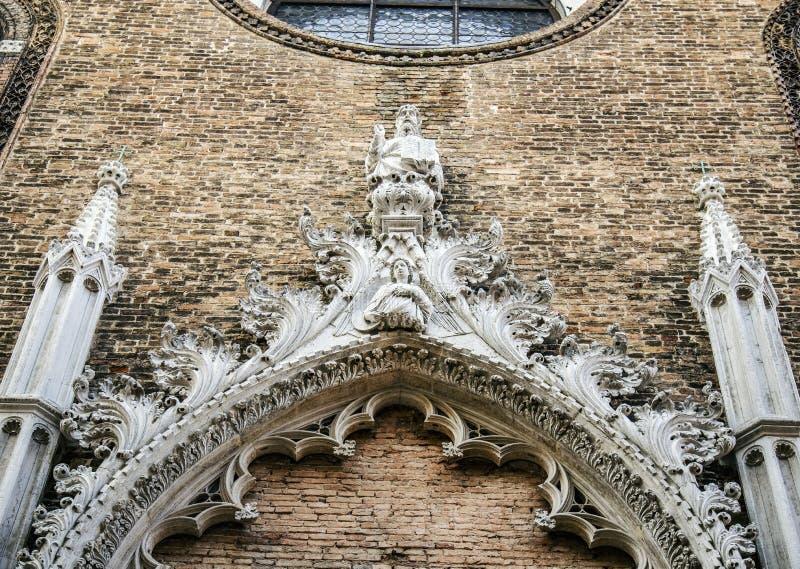 Frammento gotico fotografia stock
