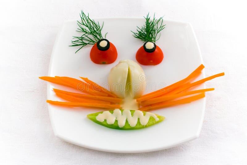 framsidagrönsak royaltyfri bild