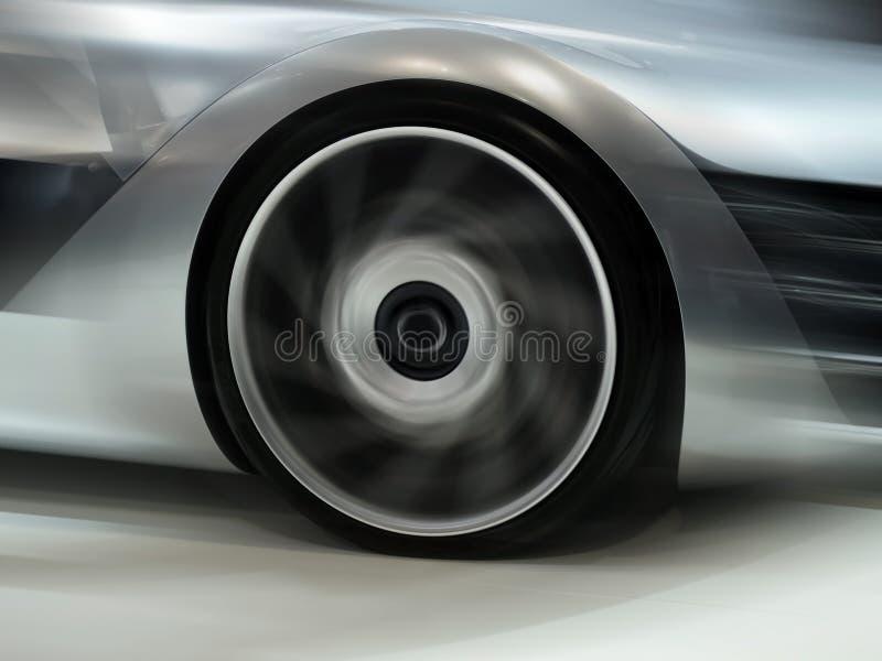 framtida hastighet arkivfoto