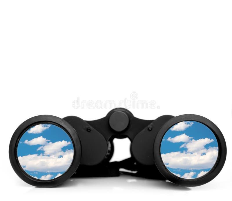 framtida vision arkivbilder