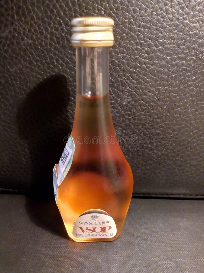 """Français """"Gautier VSOP """"de cognac images libres de droits"""