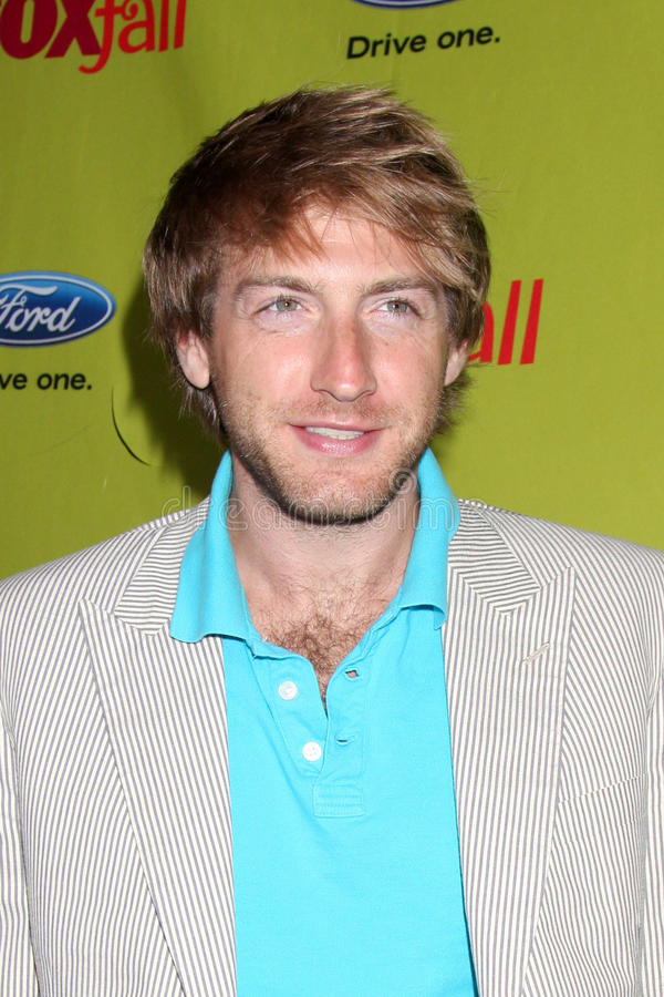 Fran Kranz. Arriving at the FOX-Fall Eco-Casino Party at BOA Steakhouse in West Los Angeles, CA on September 14, 2009 stock images