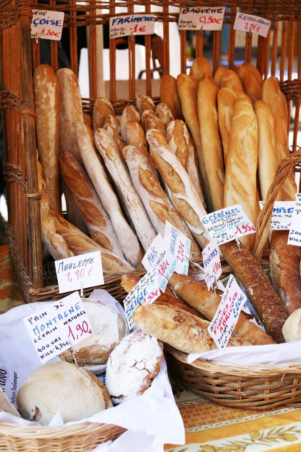 Francês produzido imagens de stock