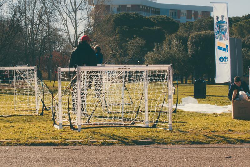 Franc jeu et le football photo libre de droits