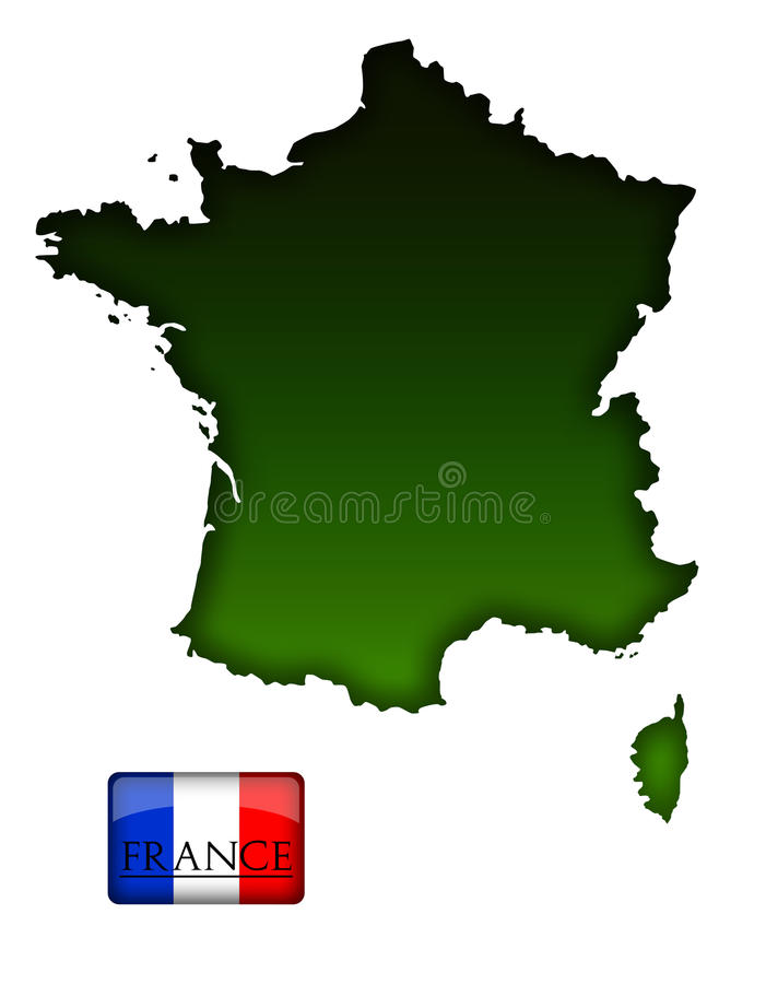 France Royalty Free Stock Images