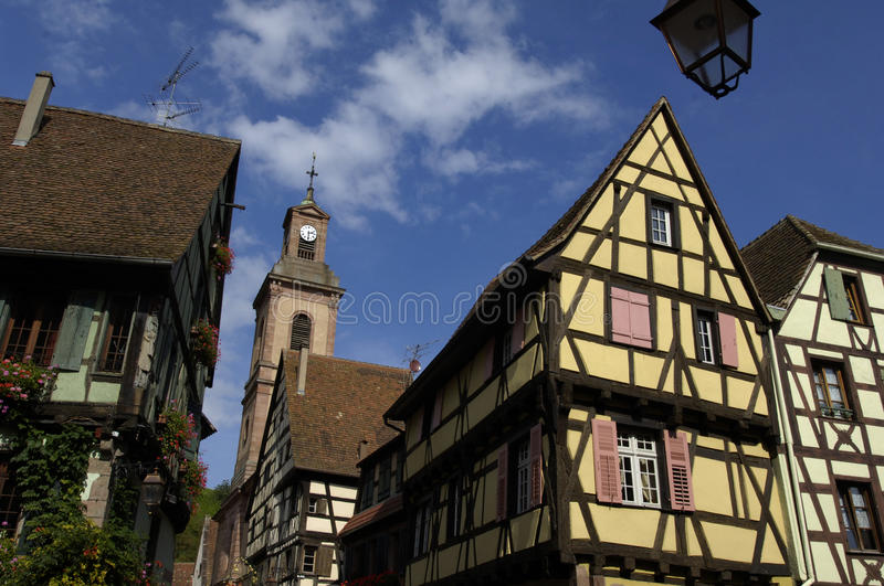 Download France, Alsace, Riquewihr stock image. Image of french - 11491137