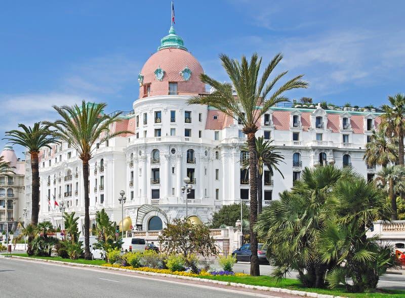 france francuscy nisa Riviera południe zdjęcie royalty free