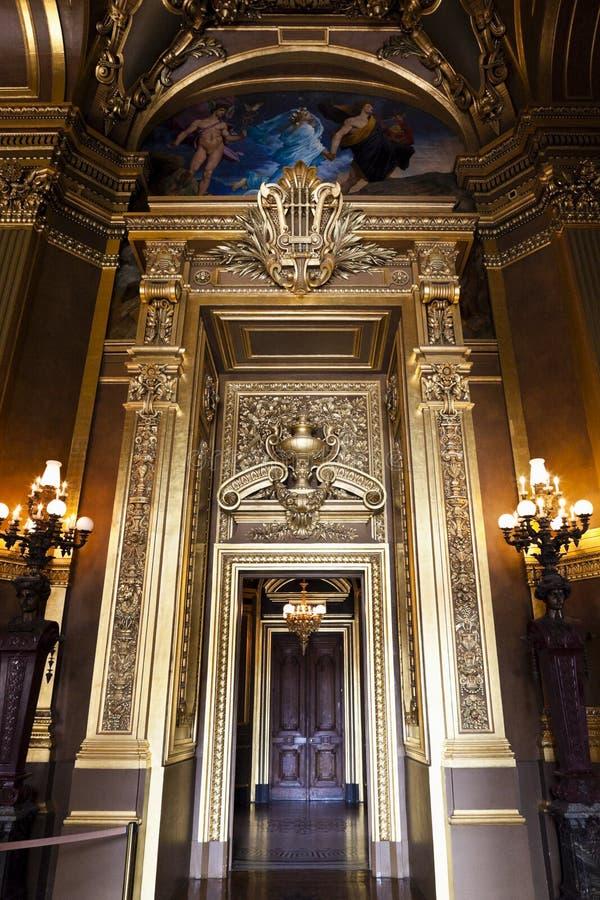 france garnier opery pałac Paris zdjęcia royalty free