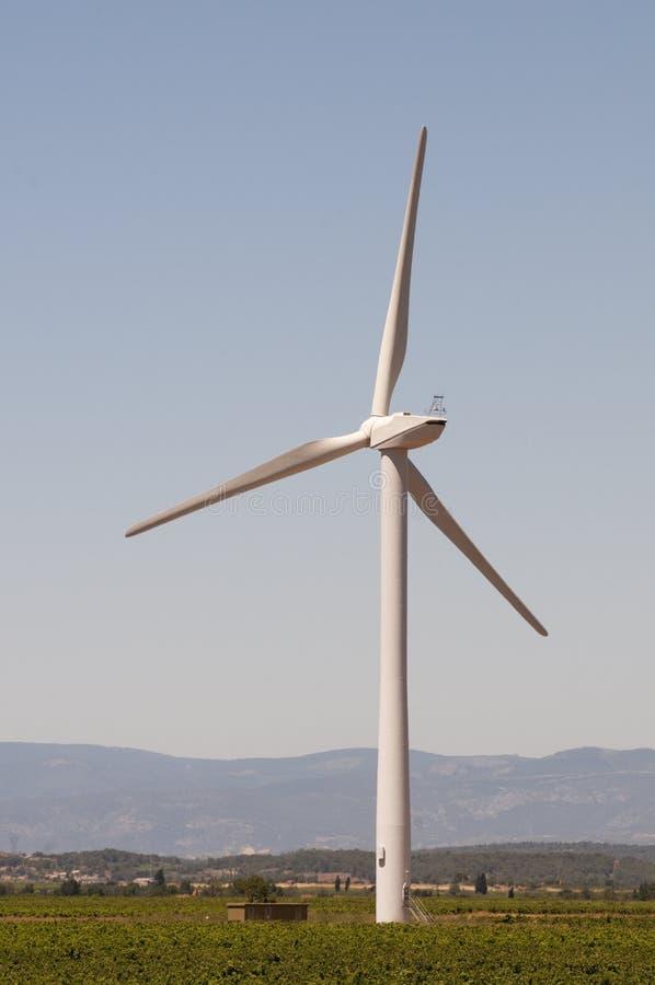france generatoru wiatr zdjęcia royalty free
