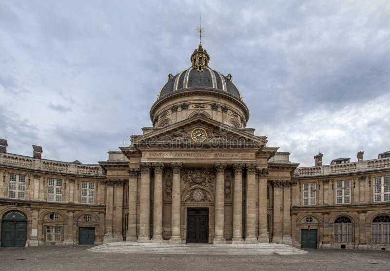 Download France Institut in Paris stock image. Image of institut - 24855255