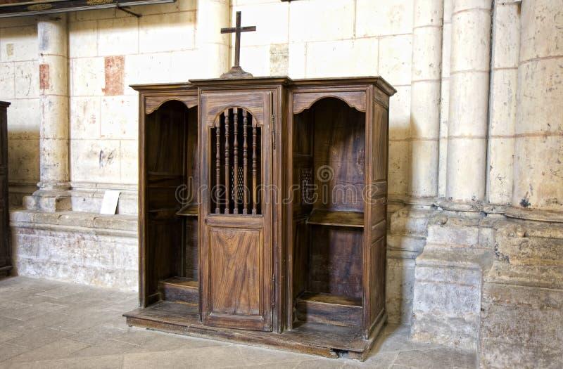 france katedralny święty Pierre Poitiers obrazy stock