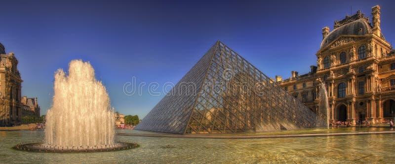France 03 luwru Paryża obrazy stock
