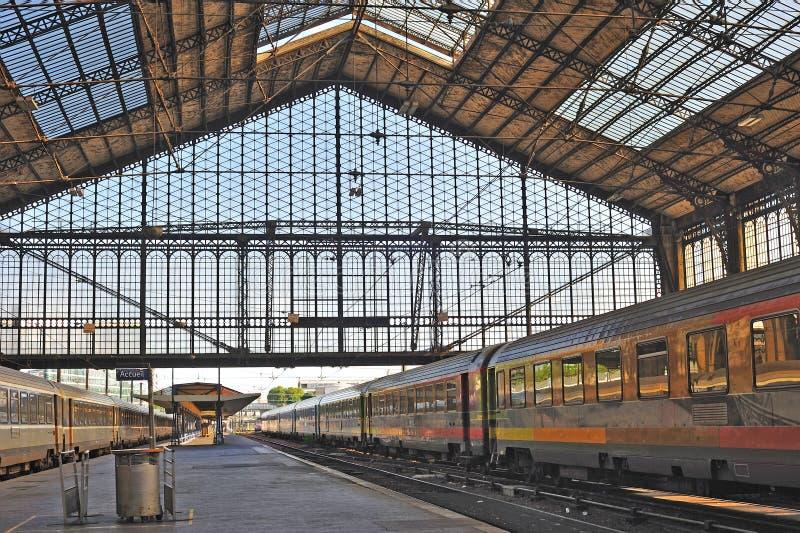 Estação de trem Paris austerlitz