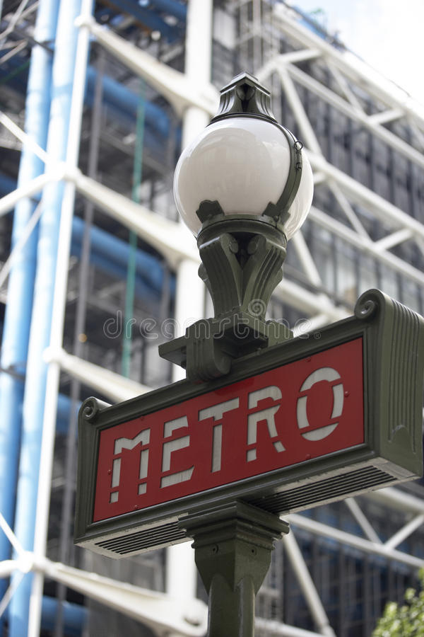 Download France,Paris,Entrance To Metro Station Editorial Stock Image - Image: 10002114