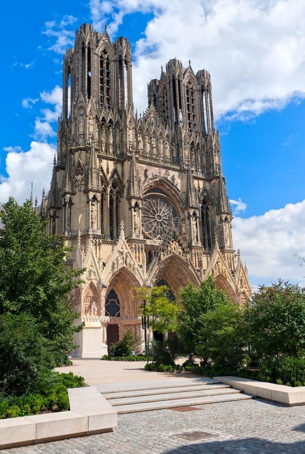 france Reims zdjęcia royalty free