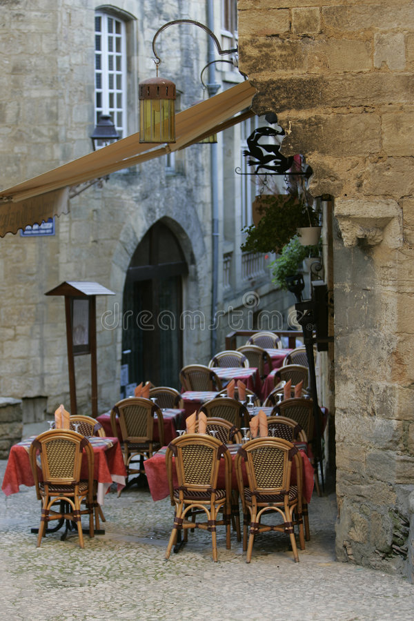 Download France restaurant stock image. Image of love, chair, dirty - 1459417