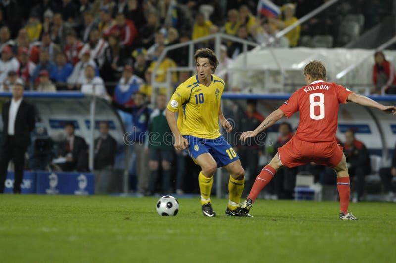 Download FranceFootball 2009 Best 30Players Ibrahimovic Editorial Image - Image: 11801180