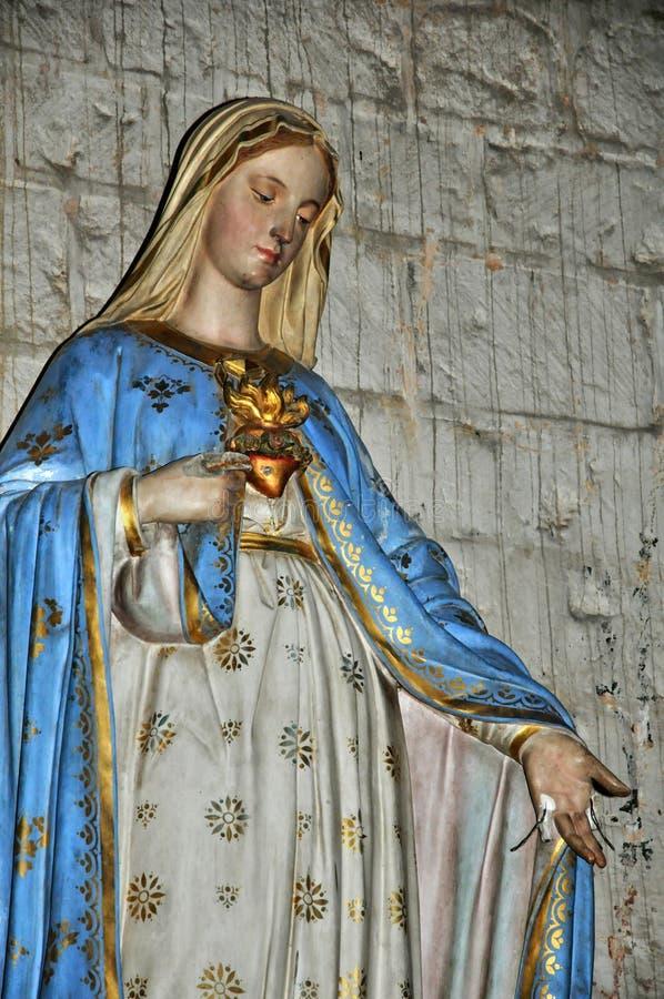 Frances, abbaye de Cadouin dans Dordogne photos stock