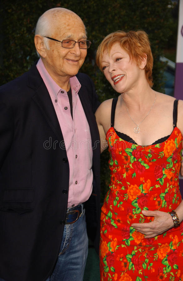 Download Frances Fisher, Norman Lear Editorial Photography - Image: 23832722