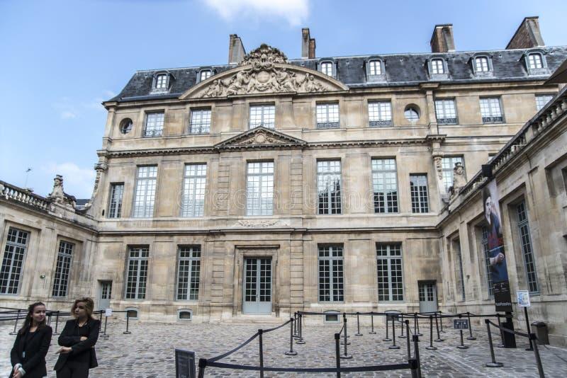 Frances, Paris, le 5 août 2017 : Pablo Picasso Museum à Paris image stock