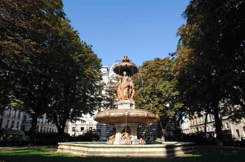 Frances, Paris : Louvois carré photo libre de droits
