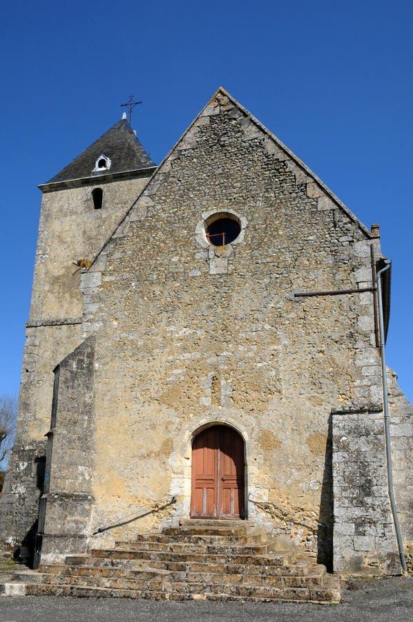 Frances, village de La Chapelle Souef dans Normandie photographie stock libre de droits