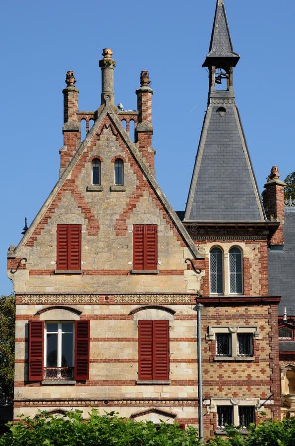 Download Frances, Yvelines, Manoir De Bouvaist Dans Les Mureaux Photo éditorial - Image du château, manoir: 56475331