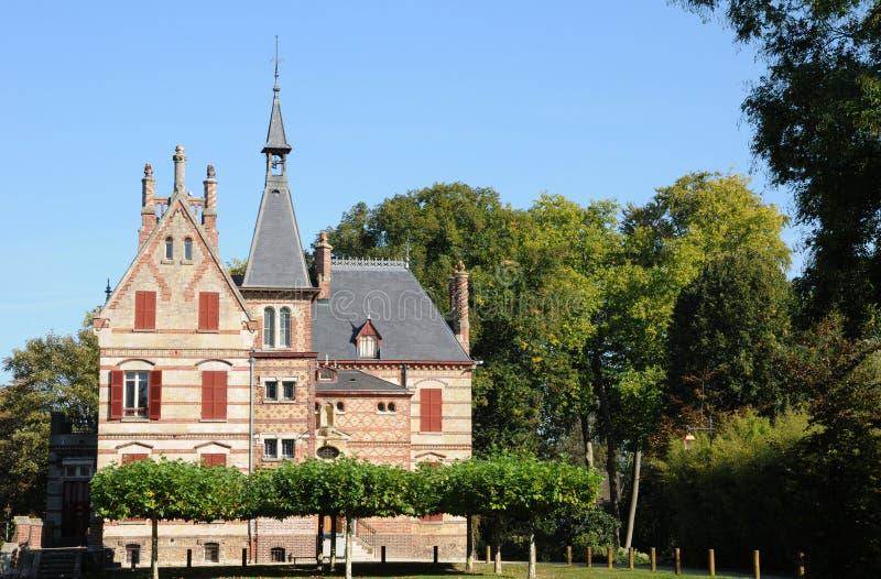 Download Frances, Yvelines, Manoir De Bouvaist Dans Les Mureaux Photo éditorial - Image du tourisme, france: 56475416