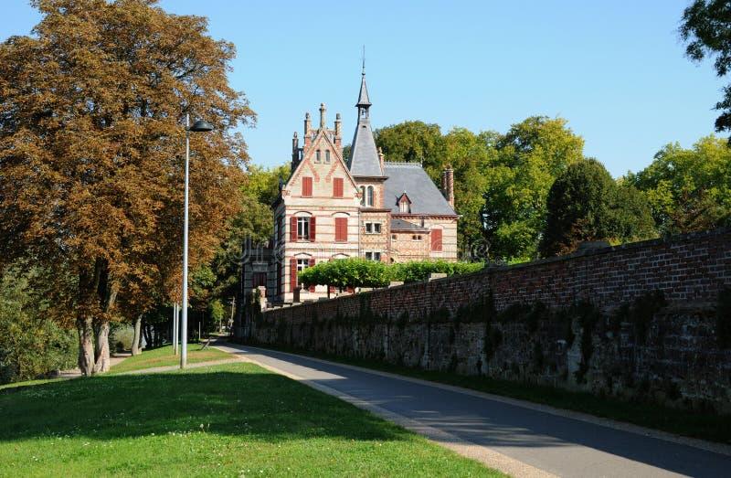 Download Frances, Yvelines, Manoir De Bouvaist Dans Les Mureaux Photo stock éditorial - Image du manoir, construction: 56475808