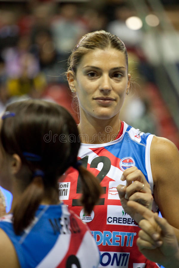Francesca Piccinini imagem de stock