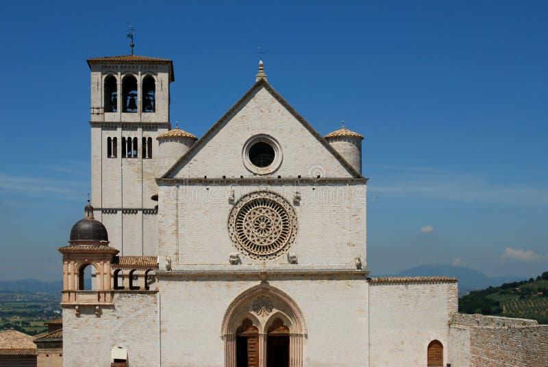 francesco san arkivbild