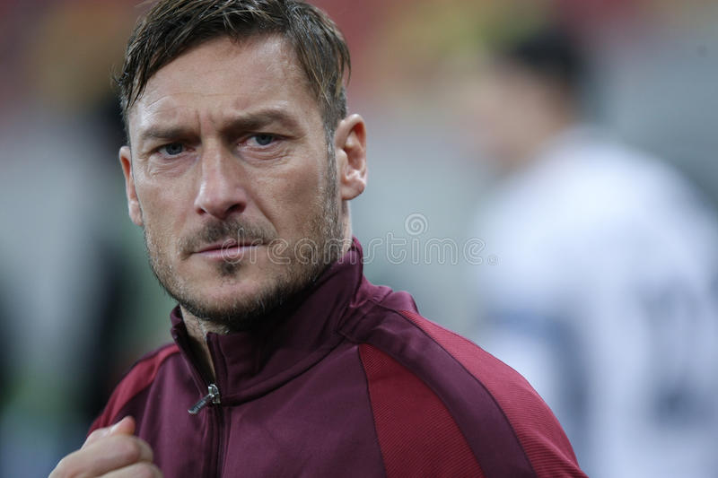 Francesco Totti obraz stock