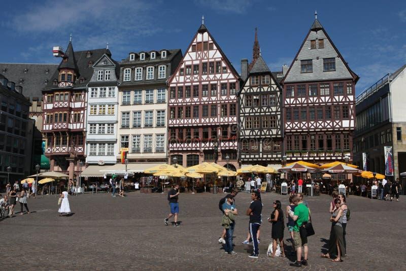 Francfort sur Main, Allemagne photographie stock libre de droits