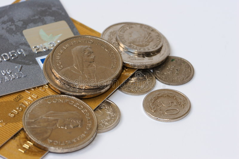 Franchi svizzeri IV immagine stock