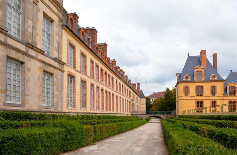Francia, Fontainebleau fotografía de archivo libre de regalías