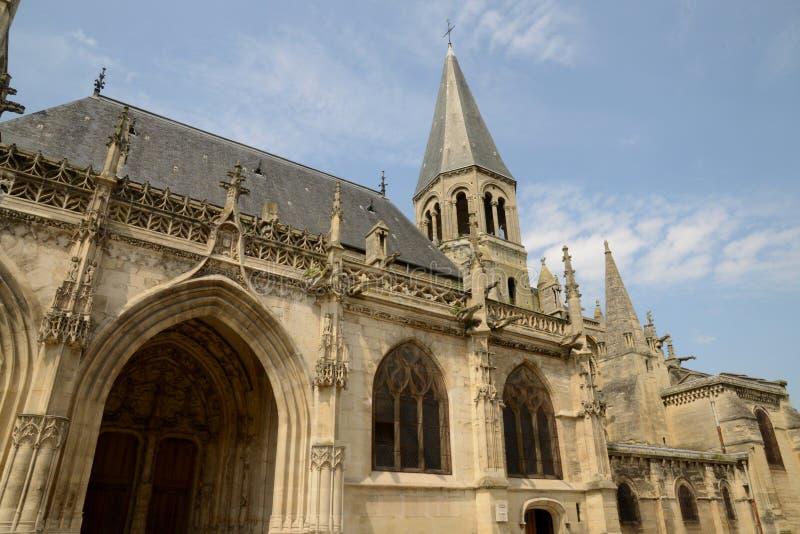 Download Francia, La Ciudad Pintoresca De Poissy Imagen de archivo - Imagen de francia, antiguo: 44853171