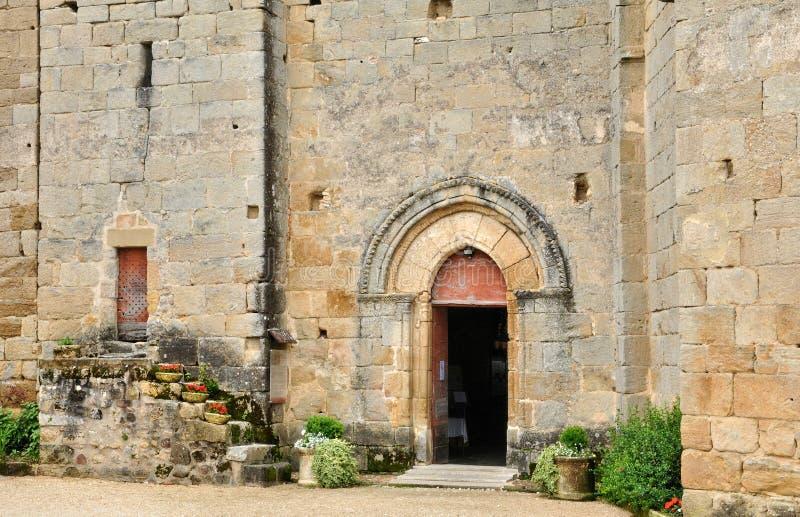 Francia, pueblo pintoresco del santo Jean de Cole imágenes de archivo libres de regalías