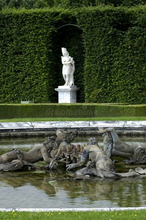 Francia, Versalles imagen de archivo