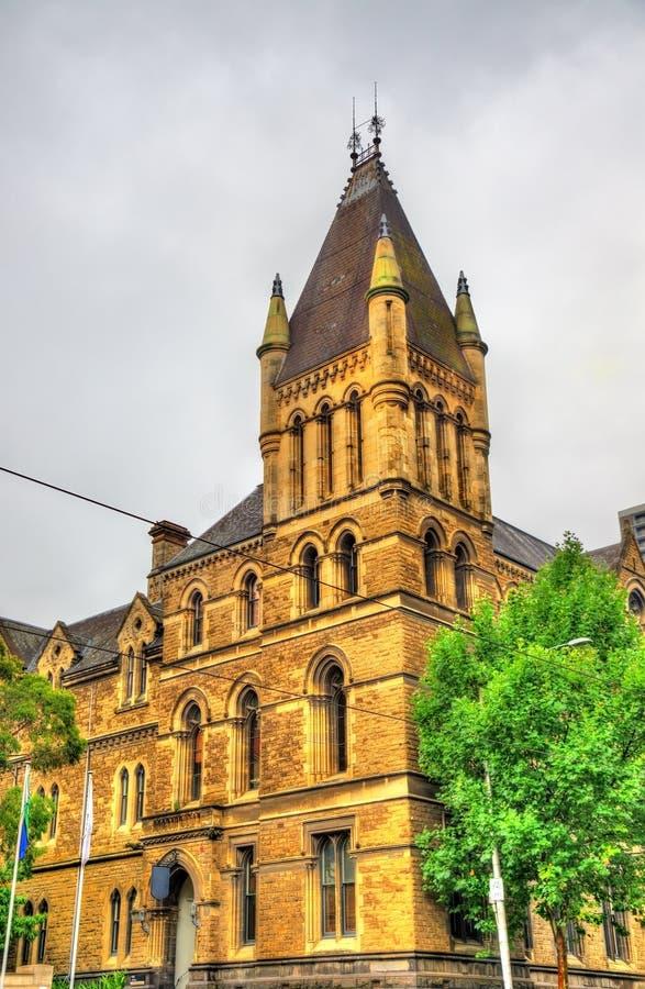 Francis Ormond Building in Melbourne, Australië royalty-vrije stock afbeelding