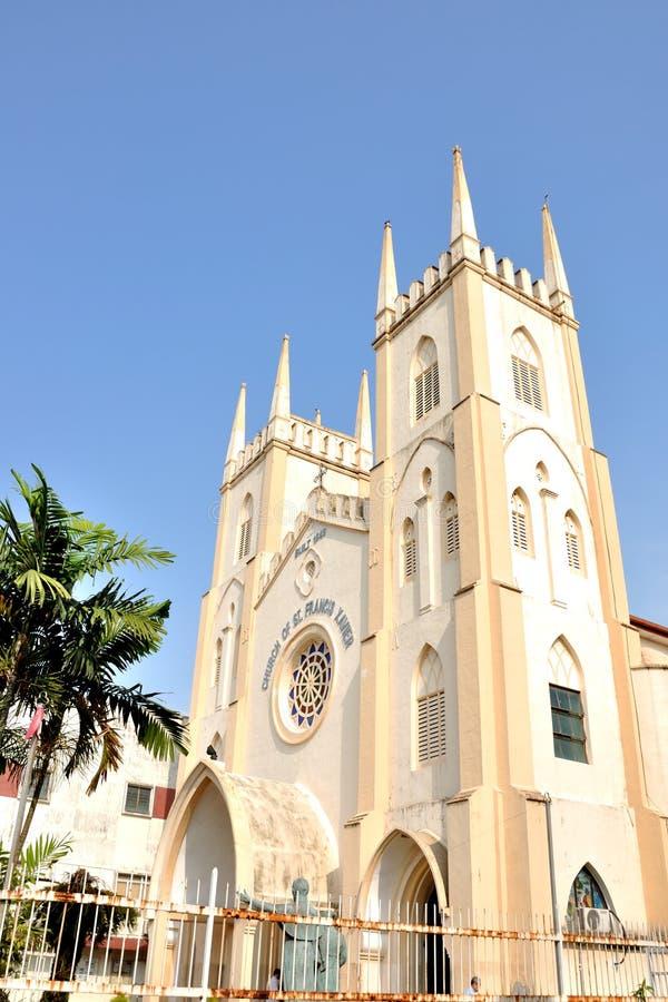 Francis Xavier Church stock foto's