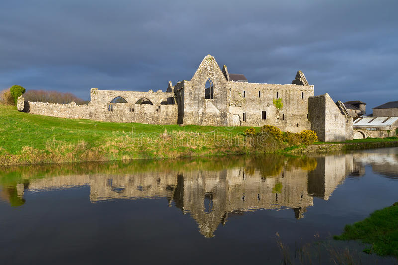 Download Franciscan Friary In Askeaton Royalty Free Stock Images - Image: 23764719