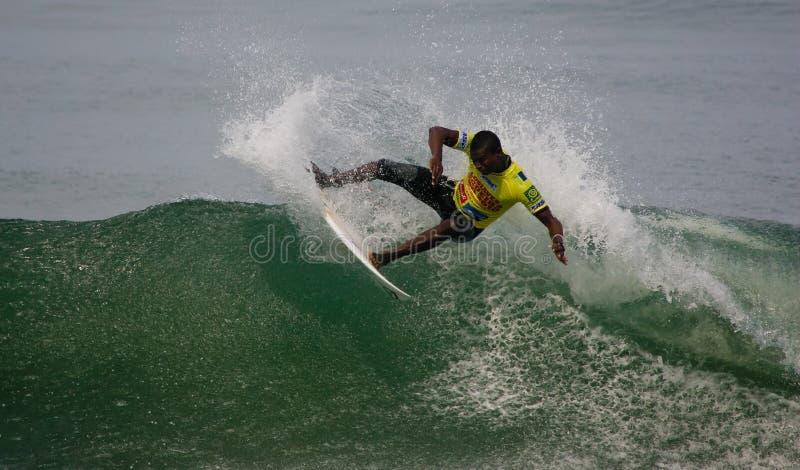 Francisco Bellorin  (VEN) In ASP World Qualifier Editorial Photography