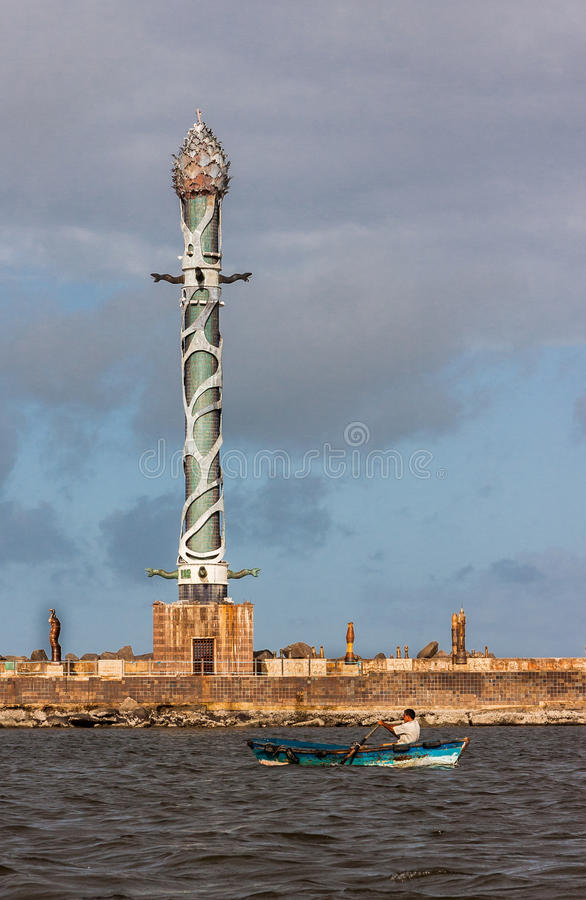 Francisco Brennand Sculptures Park Recife fotos de stock royalty free